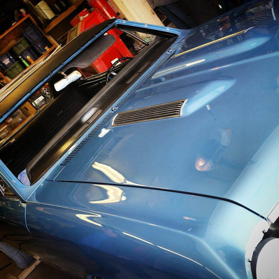 1967 Chevelle Windshield Replacement in Janesville, WI