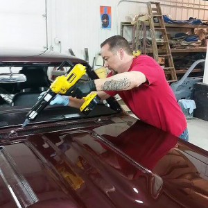 1967 Chevelle Windshield Installation | Cruzin Classics, Madison, WI