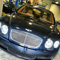 Bentley Windshield Replacement in Madison, WI